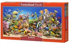 NEW CASTORLAND Puzzle 4000 Tiles Pieces Jigsaw Underwater Life