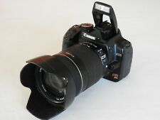 Canon EOS Digital Rebel XTi 400D Digital DSLR Camera 18-135 mm Canon Ef-s