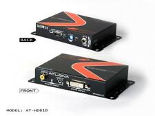 Atlona AT-HD610-b DVI with Analog/Digital Audio to HDMI Converter and Embedder