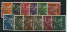 Sweden 213-24 Short Set Appears Mnh But Selling As Mlh