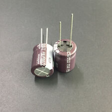 100pcs 16V 2200uF Nichicon PM PJ 16x20mm 2200uF16V Super Low Impedance Capacitor