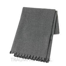 Dredons et couvre lits ikea ebay for Ikea plaid polaire blanc