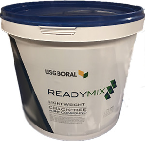 Boral Top Coat Plasterboard Finishing Compound 20kg/17L Easy to sand, White