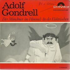 "ADOLF GONDRELL - Der Münchner im Himmel / in the Electric 7 "" Single (S611)"