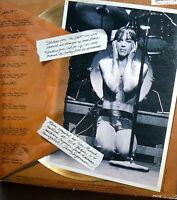 IGGY POP ( DAVID BOWIE )  LP CHOICE CUTS  USA  1984 AFL1  14957 + REGALO INSERTO