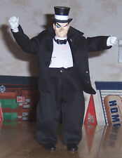 """Penguin Action Figure (9""""); 2002 by Hasbro"""