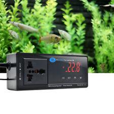 10A Led Digital Controller Temperature Thermostat for Aquarium Pet Reptile Us