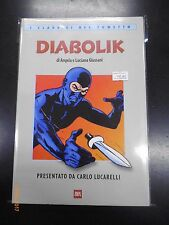 DIABOLIK - I CLASSICI DEL FUMETTO - ED. BUR - 1999