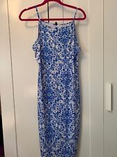 Ladies Body Con Tshirt Dress Size 14