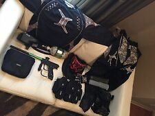 Dye Proto Rize Maxxed Compleate Paintball Gear Set