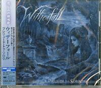 WITHERFALL-A PRELUDE TO SORROW-JAPAN CD BONUS TRACK F30