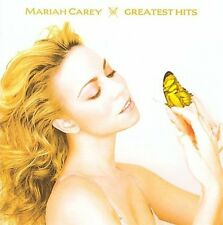 MARIAH CAREY - GREATEST HITS [IMPORT VERSION] NEW CD