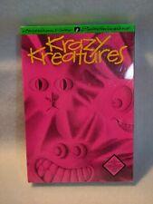Krazy Kreatures Nintendo NES (Factory Sealed, New!)