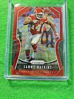 SAMMY WATKINS PRIZM CARD JERSEY #14 SP#/149 CHIEFS 2019 PRIZM FOOTBALL SSP