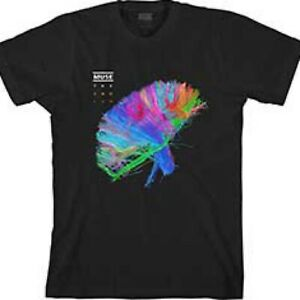 ** Muse The 2nd Law (Second Law) Official Licensed T-shirt **