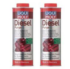 Liqui Moly 1811 Diesel Purge - 500ml X2