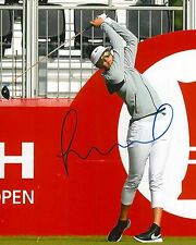 MICHELLE WIE signed LPGA 8x10 photo with COA A