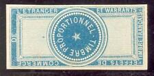 FRANKREICH 1880 ca FISKALMARKEN ESSAY(F9353b