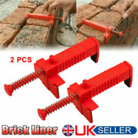 Silverline Masons Dutch Pegs Brick Block Laying Bricklaying Line Pack of 4
