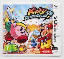 KIRBY BATTLE ROYALE - NINTENDO 3DS - PAL ESPAÑA - ROYAL - NUEVO PRECINTADO