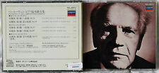 BEETHOVEN - Complete piano concertos - Backhaus -ED.GIAPPONESE - BOX 3 CD n.0302