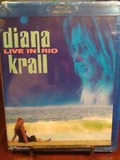Diana Krall: Live in Rio 2009 Blu-ray Jazz Bossa Nova Brazil