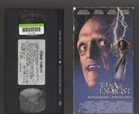 TEENAGE EXORCIST (READ DESCRIPTION 1ST) Horror VHS AIP video Movie Gore Cult THE