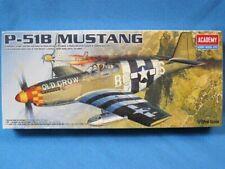 New ListingAcademy 1/72 P-51B Mustang sealed box Ww2 Fighter Usaaf & Raf