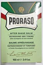 Proraso Grüne Linie After Shave Balsam ohne Alkohol 100 ml