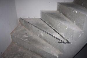 Stufenschablone Winkelschablone Treppenschablone Treppenlehre Anreißlehre