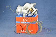 Mercedes Engine Thermostat + Sensor + Seal + O-Ring Housing Wahler OEM Germany