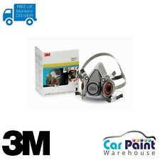 3M 6000 Series Mask Body 06963 Car Paint Spraying Protection