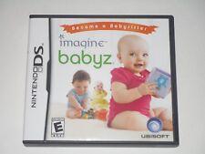 Imagine: Babyz (Nintendo DS, 2007) **COMPLETE**