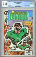Green Lantern #v3 #1 CGC 9.8 White Pages (1990) 2100423003