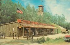 c1950s Gift Shop and Museum, Fort Belmont, Jackson, Minnesota Postcard