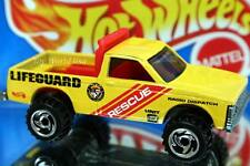 1996 Hot Wheels Rescue Squad Path Beater