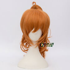 30cm Short Anime For FGO fate grand order Dr. Romani Akiman Doctor Cosplay Wig