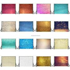 3x5FT/5x7FT Photography Background Photo Backdrops Dreamlike Print Glitter Halo