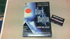 BLACK DAHLIA IL FIORE DEL MALE PC CD ROM BOX ITALIANO