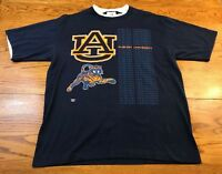 Vintage Auburn Tigers Football Auburn University T Shirt Adult Medium M