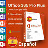 Office 365 Profesional Plus Español - descarga inmediata