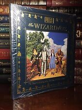 Easton Press Wizard of Oz 75th Ann. Tribute New Sealed Leather Bound Collectible