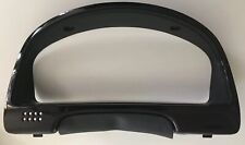 Genuine GM VY VZ WK WL Statesman Caprice Instrument Cluster Surround Piano Black