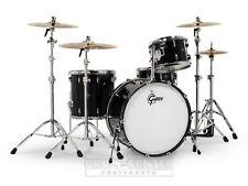 Gretsch Renown Drum Set : 3pc 24/13/16 Piano Black - RN2-R643-PB