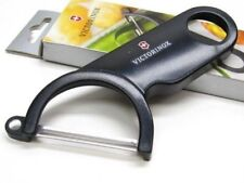 VICTORINOX Swiss Army Stainless Kitchen VEGETABLE PEELER Nylon Handle 43793