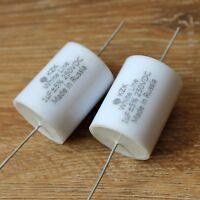 KZK K78-34 2pcs 0.68uF 250V 5/% Polypropylene Capacitors for Speaker Crossovers