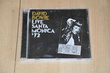 Album CD - David Bowie / Live Santa Monica 72