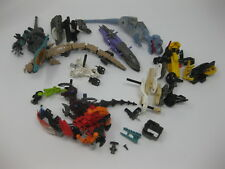 Lego Bionicle Lot Loose Figures Sold AS IS Unknown