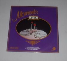 """MOMENTS DINING To All The Girls Whisper cd dvd movie 33 rpm12""""discs blue ray 7"""""""