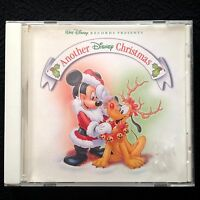 Walt Disney records Another Disney Christmas CD 10 Christmas Songs Holiday
